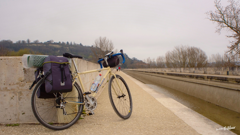 Agen canal des 2 mers à vélo