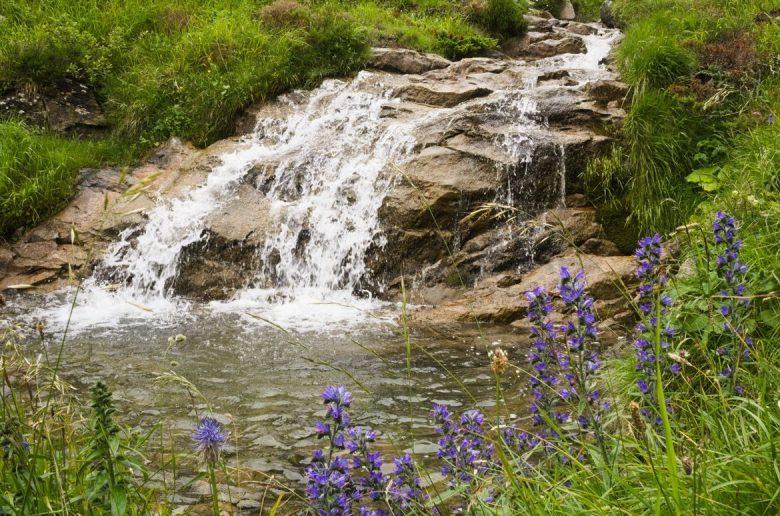 ruisseau gorges d'ehujarré
