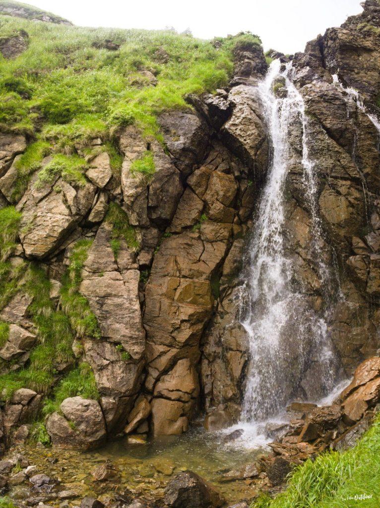 cascade gorges d'ehujarré