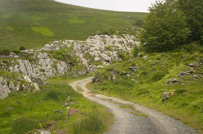 chemin gorges d'ehujarré